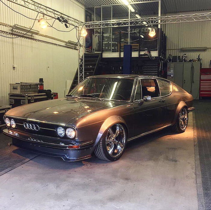 1972 Audi 100 Coupe S.