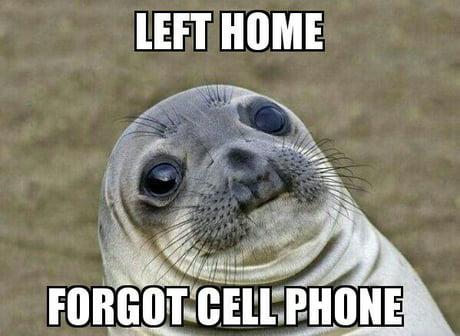 It felt weird