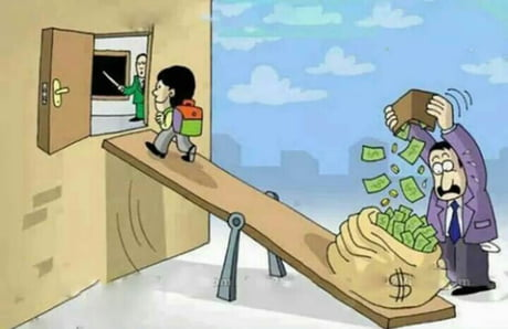 Reality of present education system