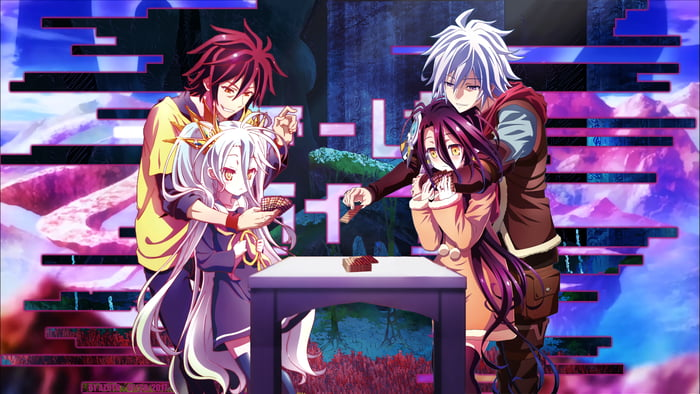 No Game No Life Zero Was Realesed On Otaku Stream A Couple Of Hours Age