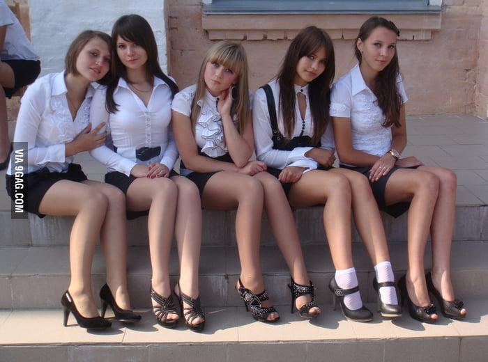Rassia school girl six movi