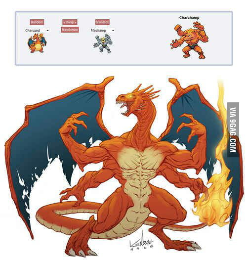 i think i found my new favorite pokemon mix d 9gag