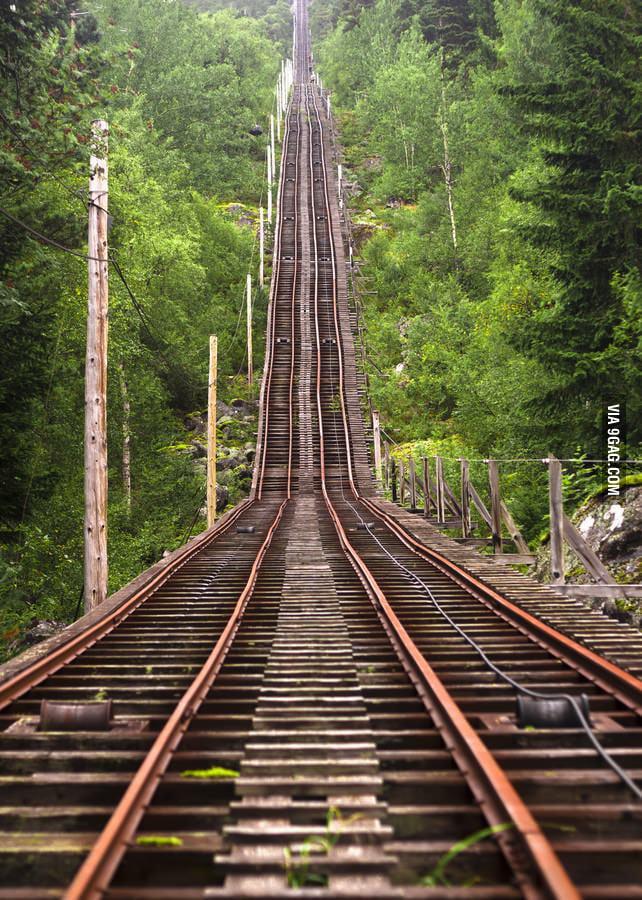 Railway to the Sky