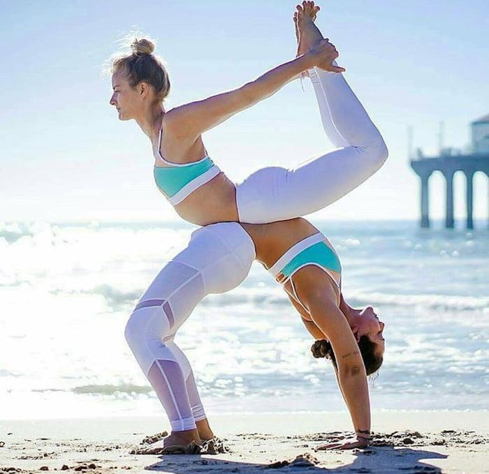 Смешные картинки с йогами