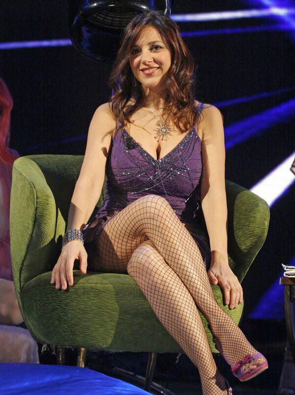 Italian actress selen