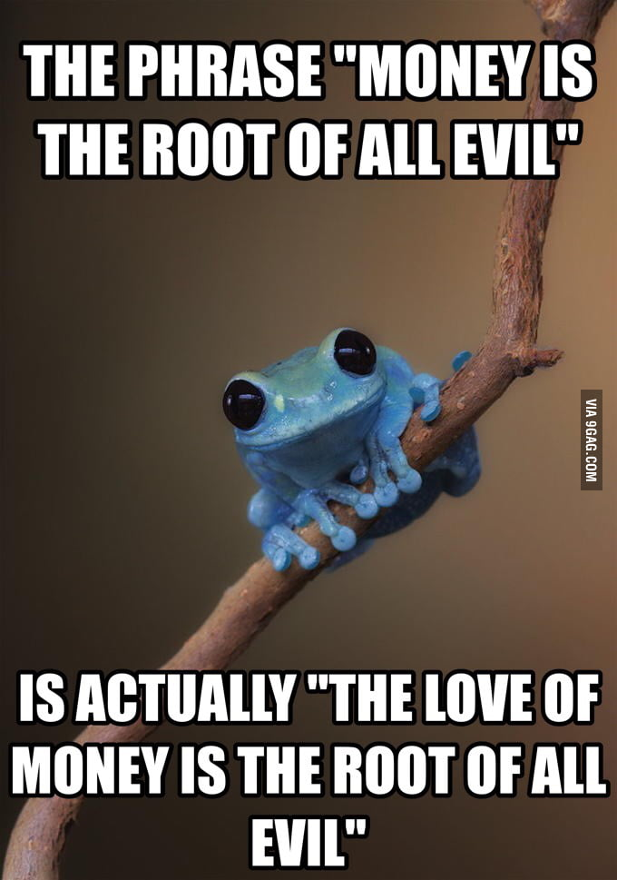 evil essay