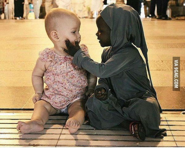 Imagine A World Without Discrimination And Racism Love Should Be Our Religion