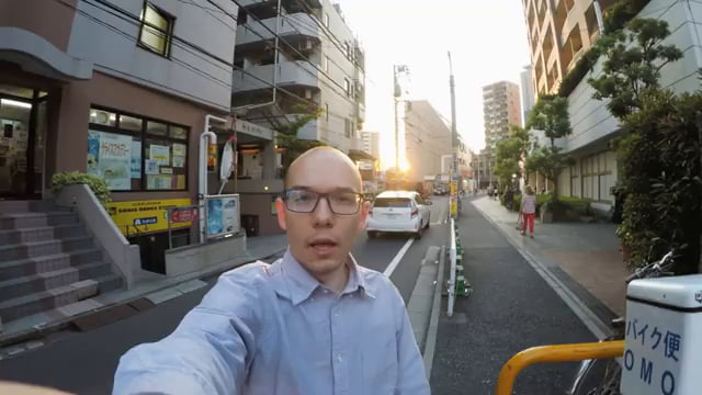 Come Enjoy Exciting Tokyo! (WAIT FOR IT)