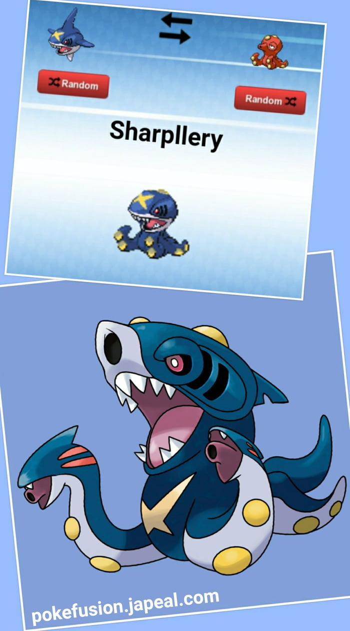 new pokemon fusion gen 2 is out and it s awesome 9gag