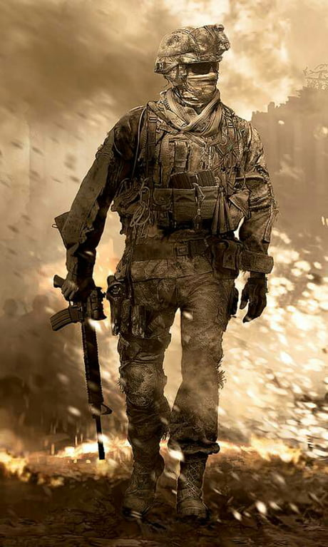 Wallpaper Cod Mw2 9gag