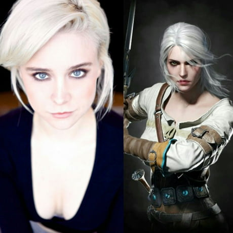 IF Witcher was to make a movie, please cast her as Cirilla!