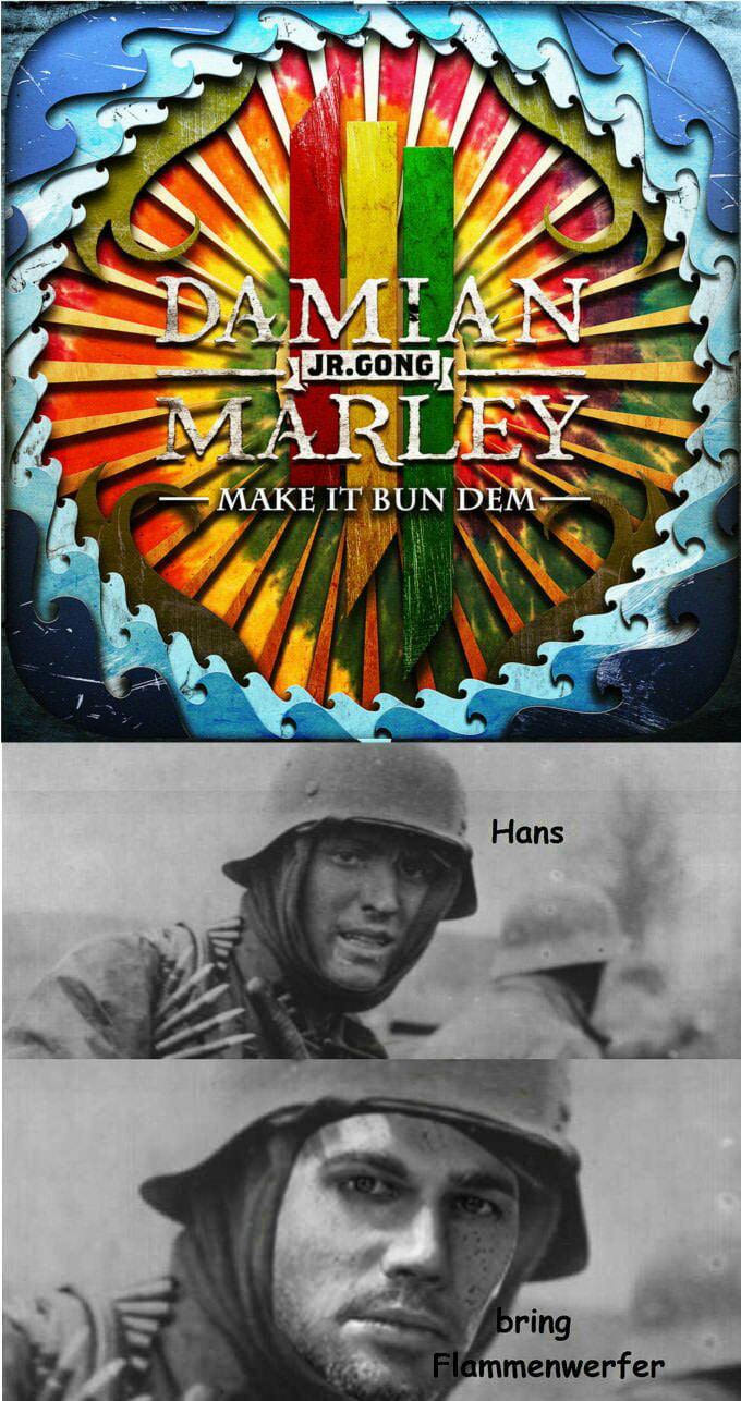 Make it dem bun