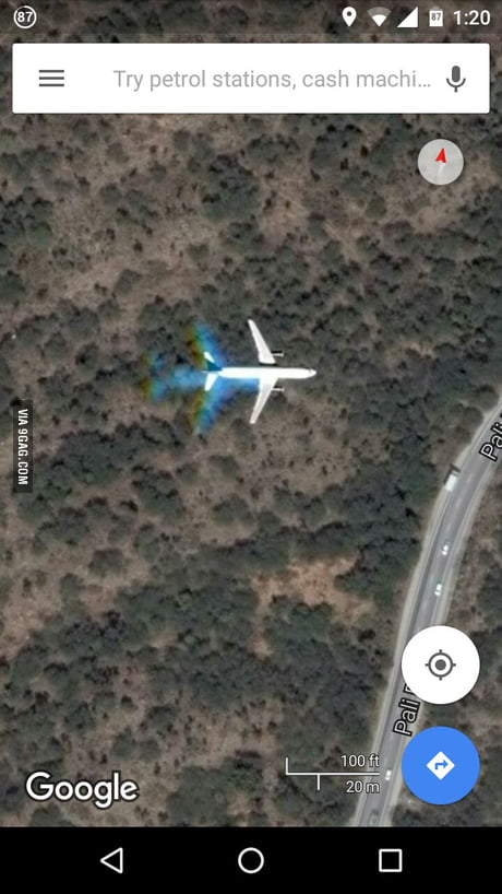 I found a plane on Google maps! - 9 on angry birds plane, google earth plane simulator, google earth aircraft, google airplane, google map hacks, microsoft plane, google secrets, mail plane, ipad plane, flickr plane, google plane crashes, animation plane, google earth vehicle, ghost plane, draw something plane, weather plane, google earth plane crash, google in chicago, google planes in-flight, see through plane,