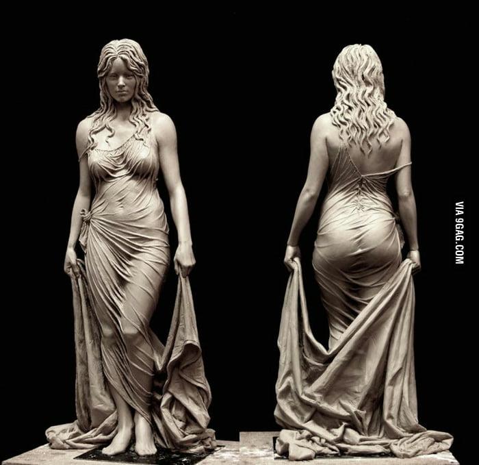 sculpture 9gag