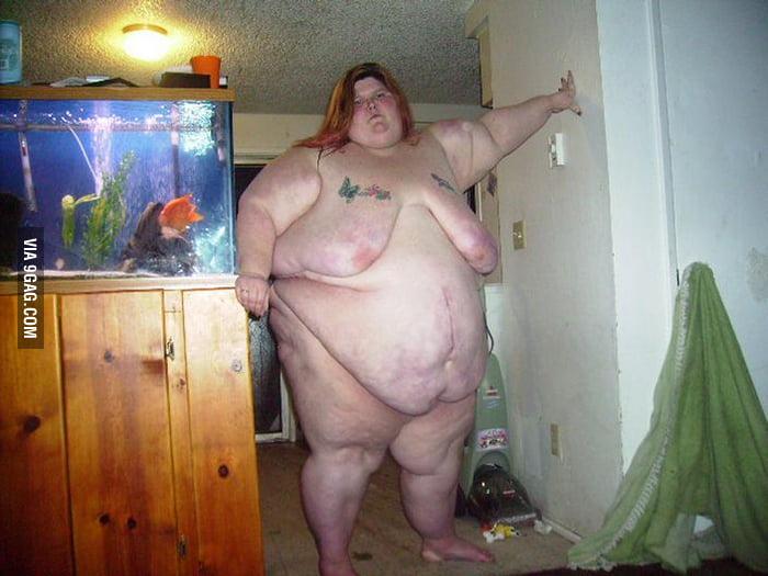 фото голых старых толстых