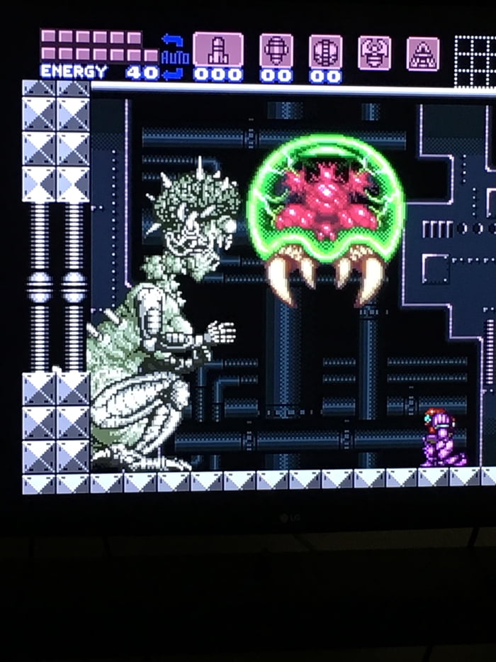 Snes classic, one down, many to go  I love super Metroid  My