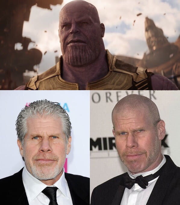 Pawn Car Title >> Everyone is going crazy that Thanos looks like Rick Harrison and I'm just sitting here... - 9GAG