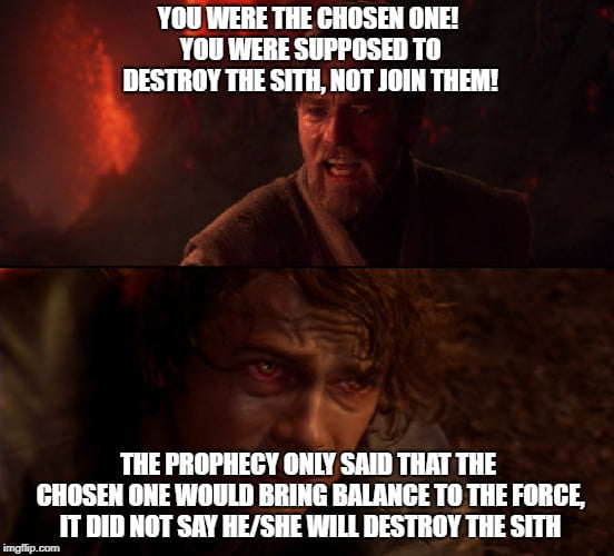 Prequels Memes Are The Best Star Wars Memes 9gag