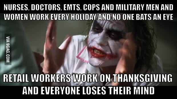 No One Wants To Work On Holidays Matter Of Job Description Or