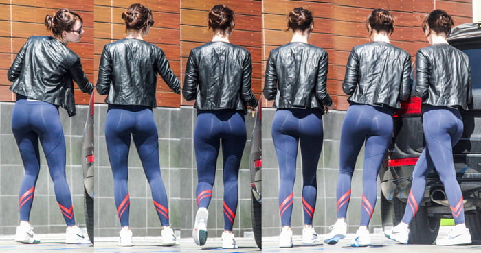 Emma stone ass
