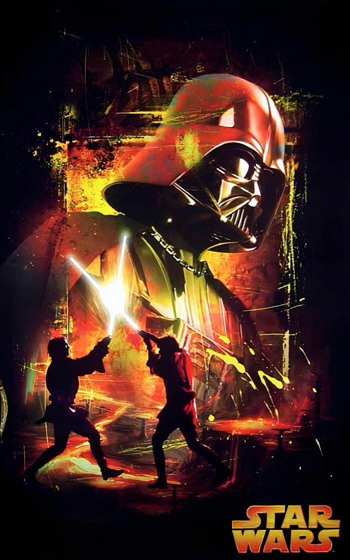 Star Wars Revenge Of The Sith Poster 9gag