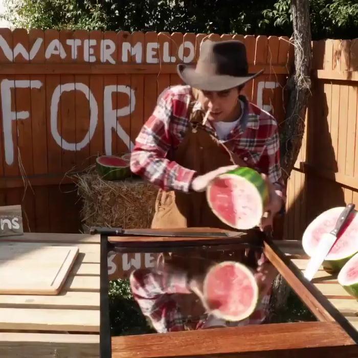 Infinite watermelon