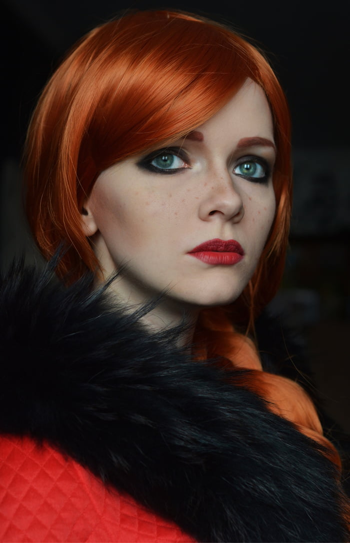 My own Cerys an Craite makeup - The Witcher 3 - 9GAG