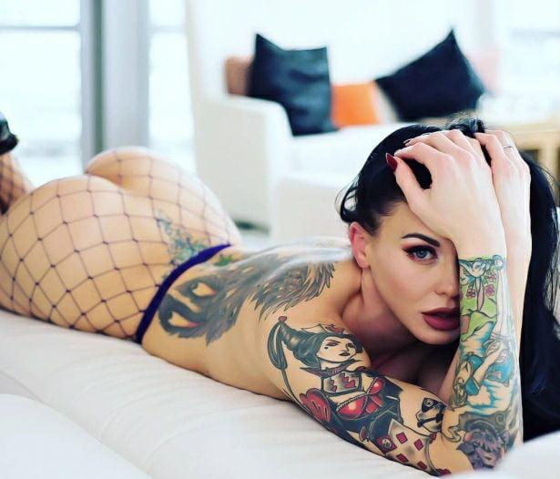 Mellisa konge porno