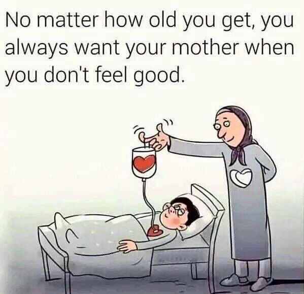 Thanks to all mothers