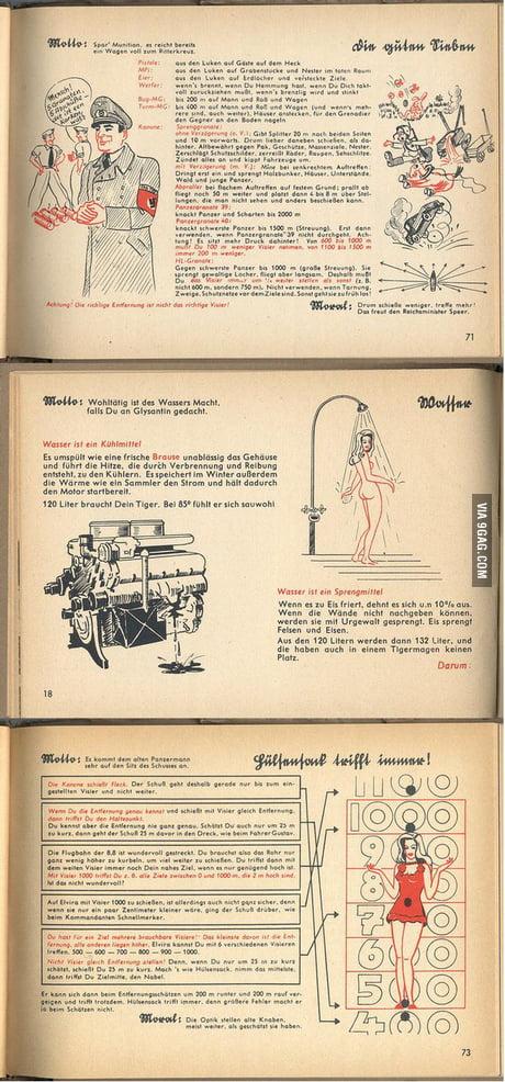 Tigerfibel: the original tiger tank manual. 2nd edition.