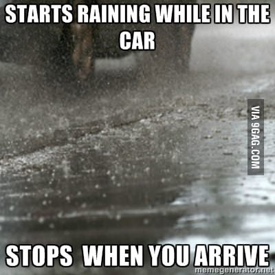 Good guy rain