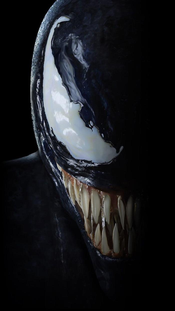 Jst A Venom Wallpaper For Y All 9gag