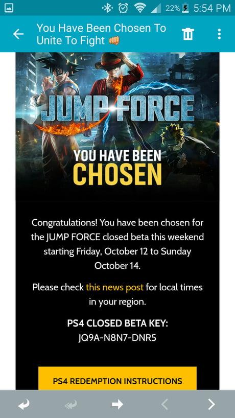 Best 30 Jump Force Fun On 9gag