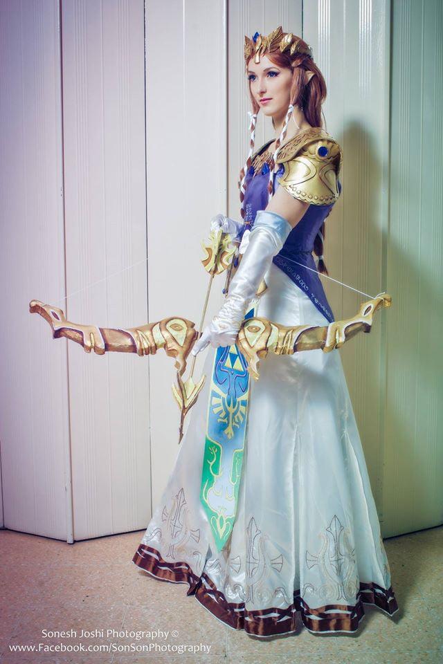 Twilight Princess Zelda Cosplay 9gag
