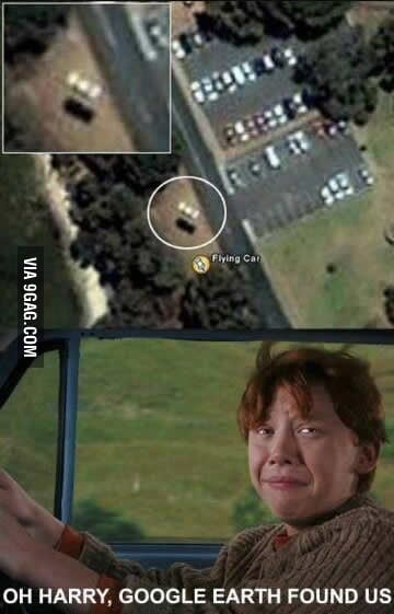 Dammit, Ron!