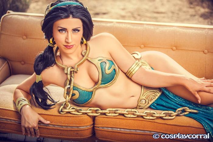 Princess jasmine sex slave western luscious