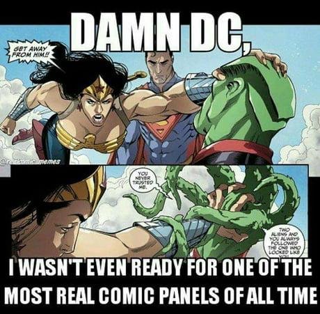 Damn DC