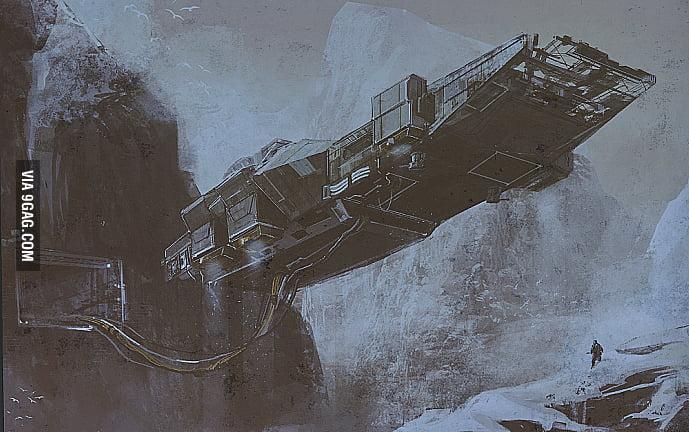 Battlefield 4 Titan - Hangar 21 Map - 9GAG