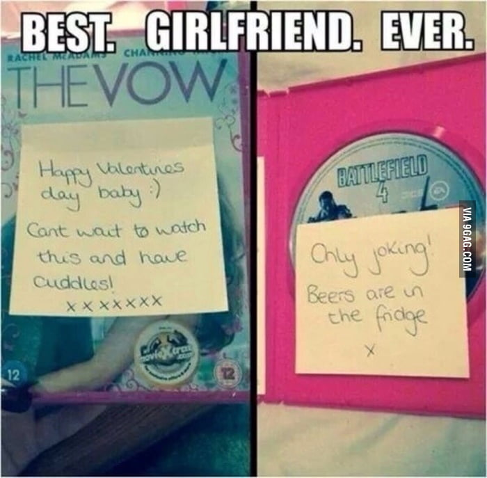 I Need A Girlfriend Like This In My Life 9gag