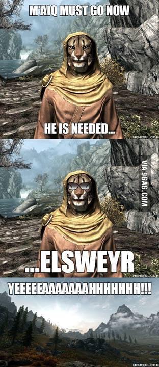 The best oblivion memes :) Memedroid  Elder Scrolls Memes