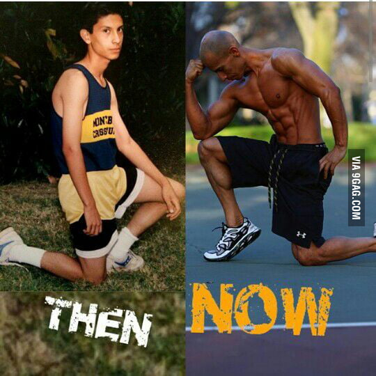 Thai Is Frank Medrano Then And Now If He Can So Do You
