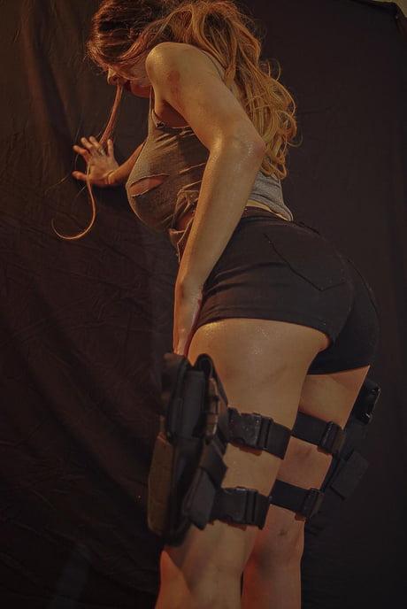 Lara Croft en Rainbow Six: Siege, una skin que no acaba de