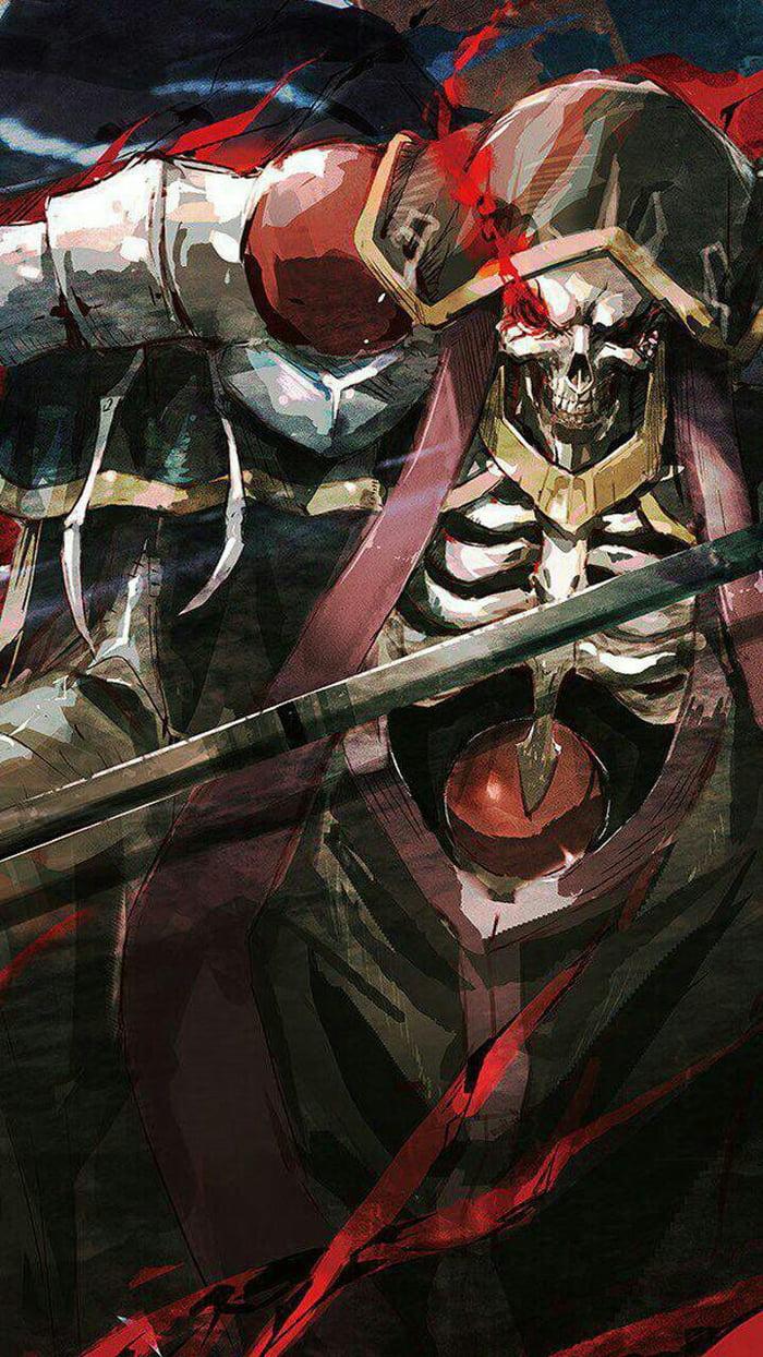 Overlord Wallpaper 9gag