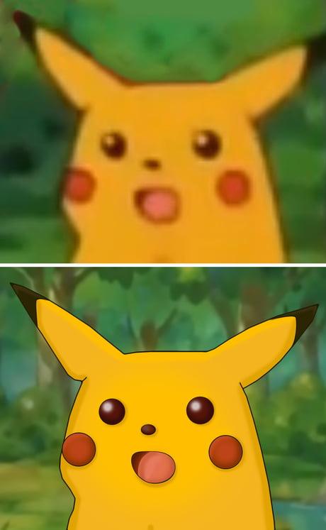 Shocked Pikachu Meme Generator | Meme Creation