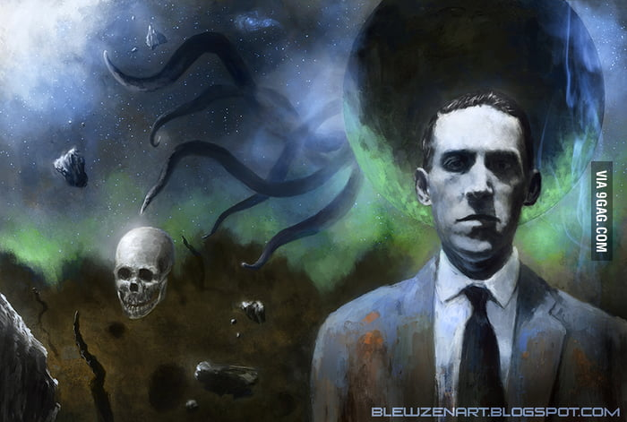 Sum awesome H P Lovecraft art - 9GAG