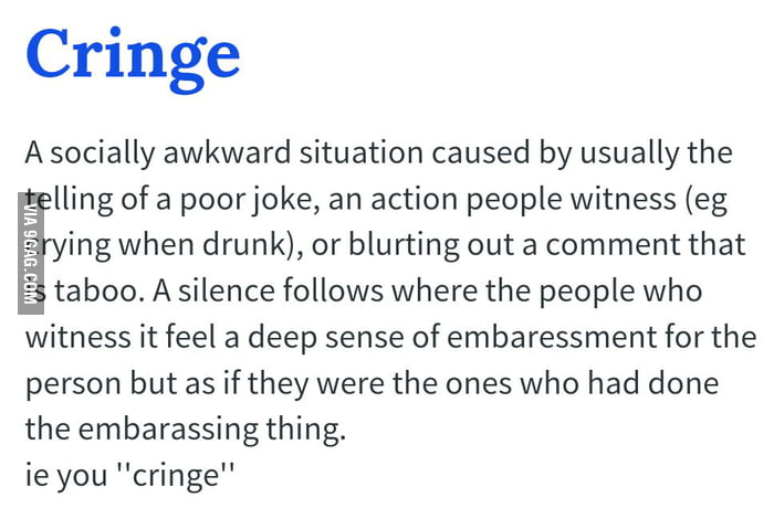 Know the meaning - 9GAG