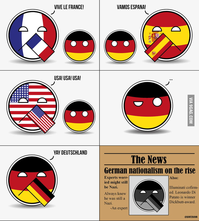 a history of nationalism in germany In this lesson, we will study the growth of nationalism that took place during the french revolution and the napoleonic age we will begin by.