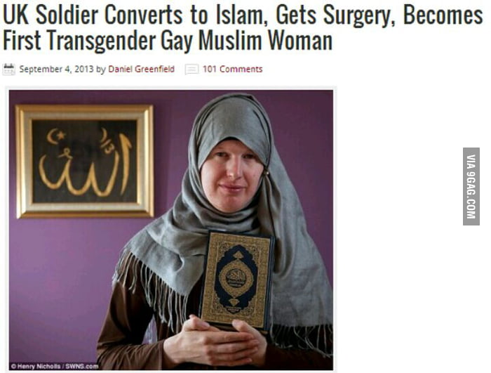 RE: #NotAllMuslims