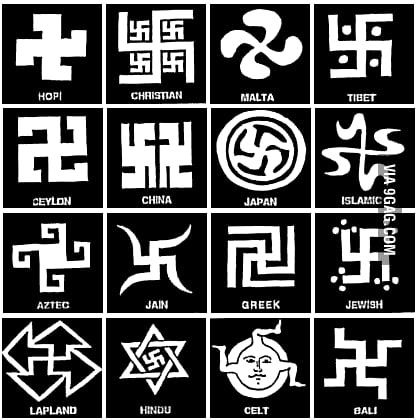 an analysis of the real meaning of swastika and its dishonor by hitler Opinion hitlers hindus: the rise and rise of indias nazi-loving nationalists the hitlers den pool parlor that shocked me on a round-india trip 10 years ago was no.
