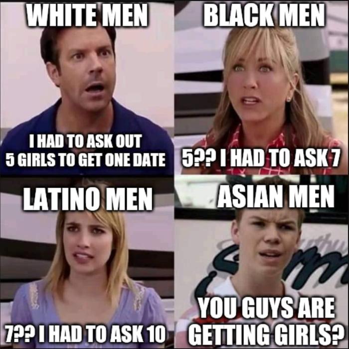 Guy a meme looking for asian girlfriend Meet EASTERN